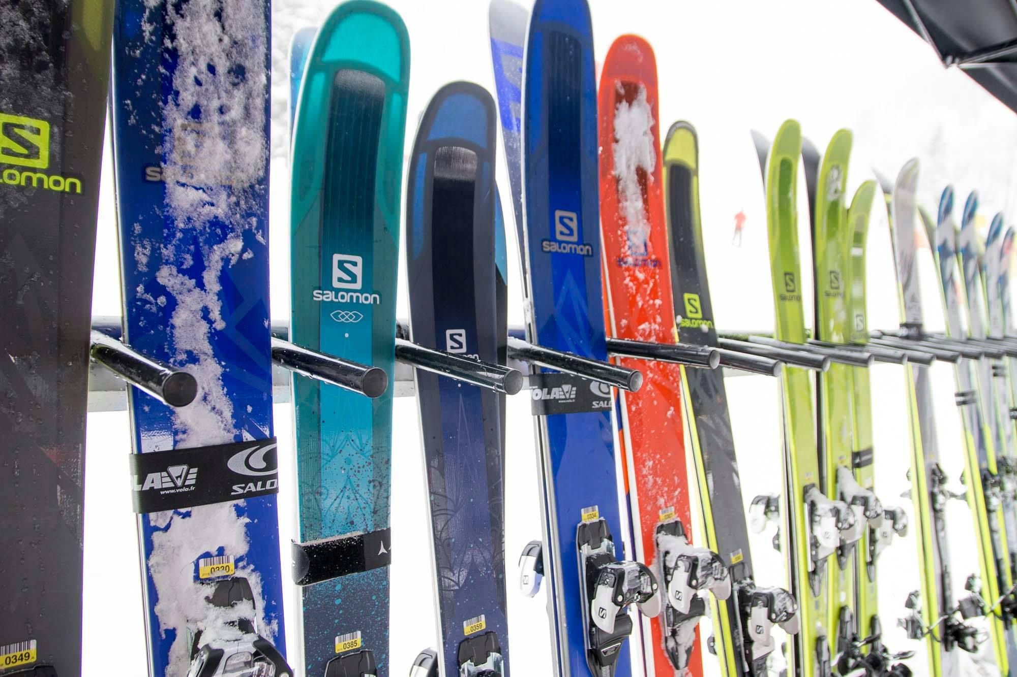 marque de ski - Bossonnet pro shop