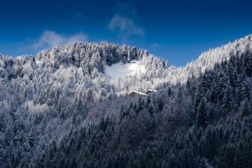 montagne - la Clusaz